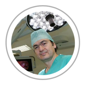Mr Pasquale Giordano - Consultant Surgeon - London Colorectal