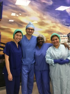 Live streaming THD procedure from King's College Hospital